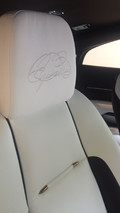 Rolls-Royce Wraith commissioned by Roger Daltrey