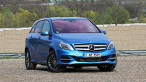 2017 Mercedes-Benz B250e: Review