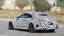 2017 Mercedes-AMG C63 Cabriolet spied for the first time