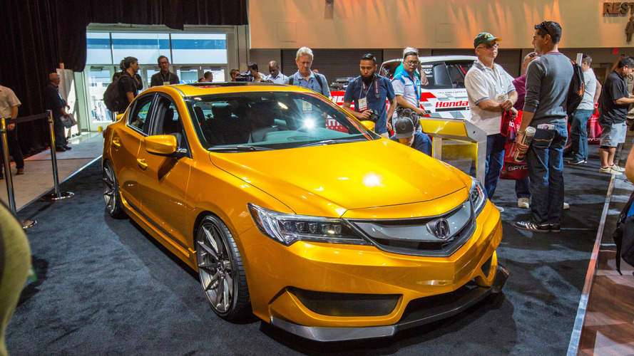Acura unveils Ludacris' restored Legend & customized ILX at SEMA