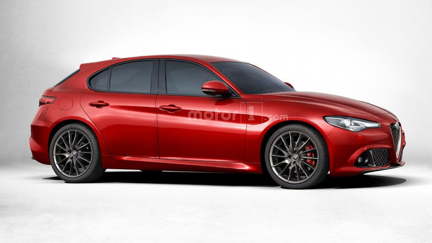 Alfa Giulietta Trademark In U.S. Reveals The Hatchback's Arrival?