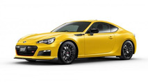 2015 Subaru BRZ tS STI launched in Japan with several mechanical upgrades
