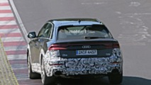 Audi RS Q8 new spy photos