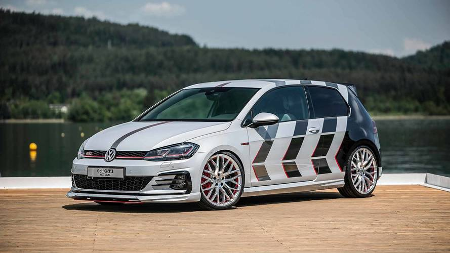 VW Apprentices Build Custom GTI And Golf Wagon For Wörthersee