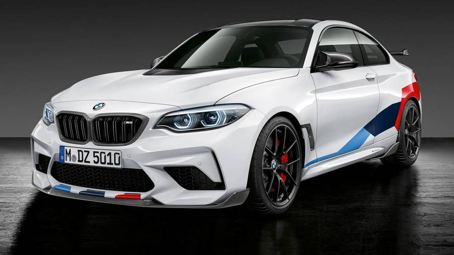 Make Your BMW M2 Competition Even M-er With Performance Parts
