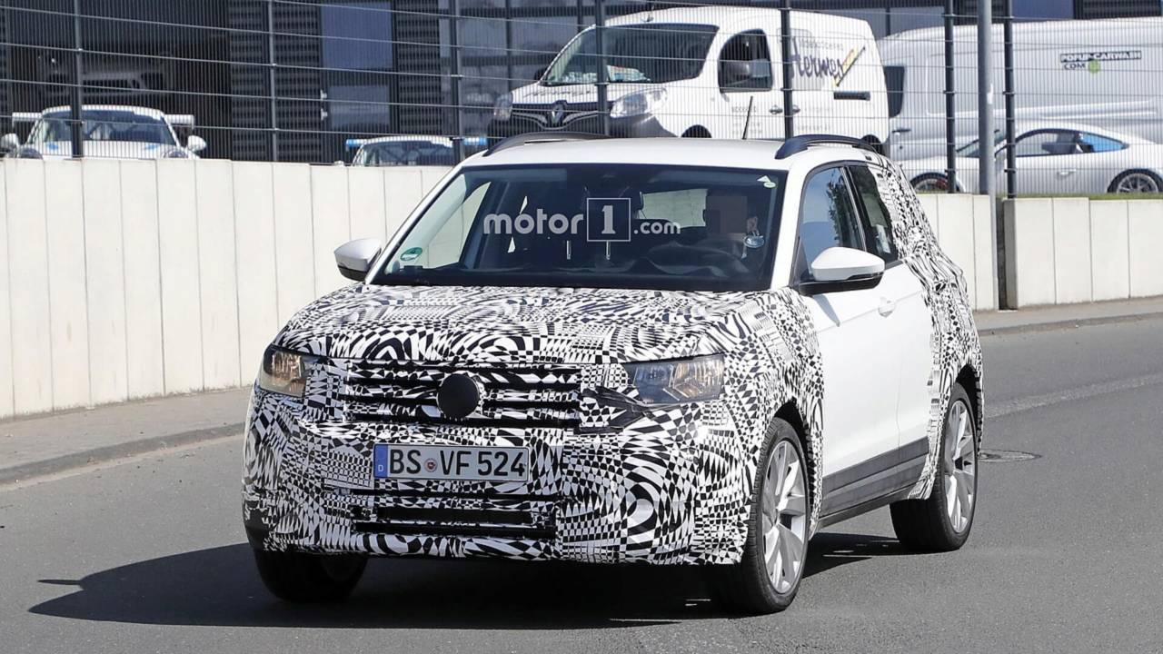 Vw Says T Cross Is Too Small For U S And Canada