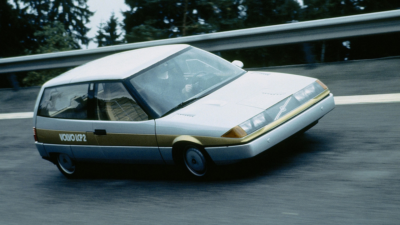 1983 Volvo LCP 2000 concept