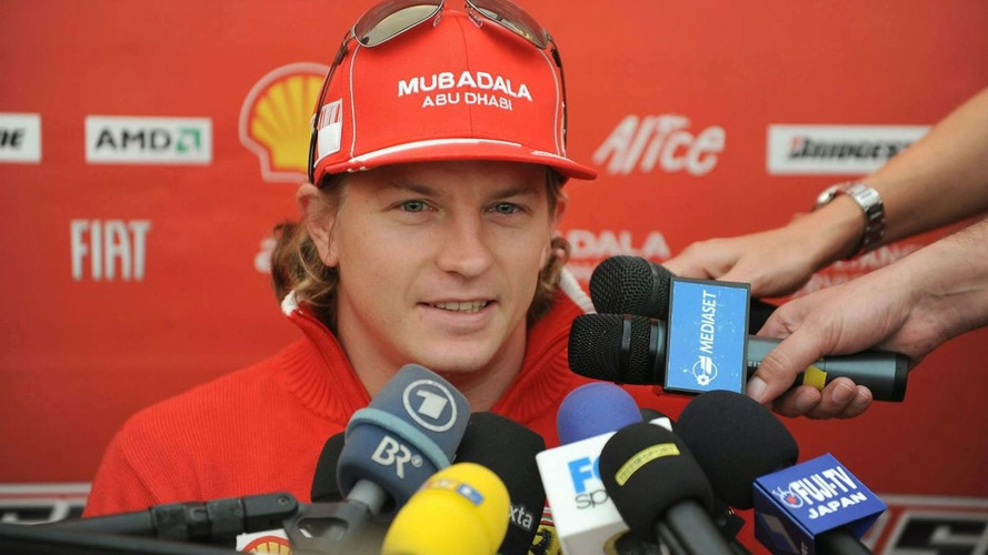 Raikkonen Guarded about F1 Future