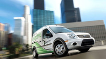 Ford Transit Connect BEV battery electric vehicles