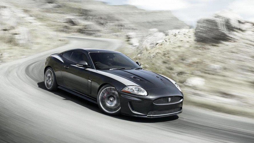 Jaguar XKR 75 announced ahead of Goodwood FOS debut