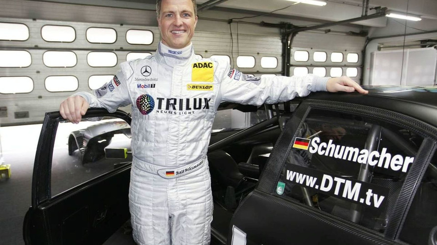 Ralf Schumacher 'ready' for F1 return
