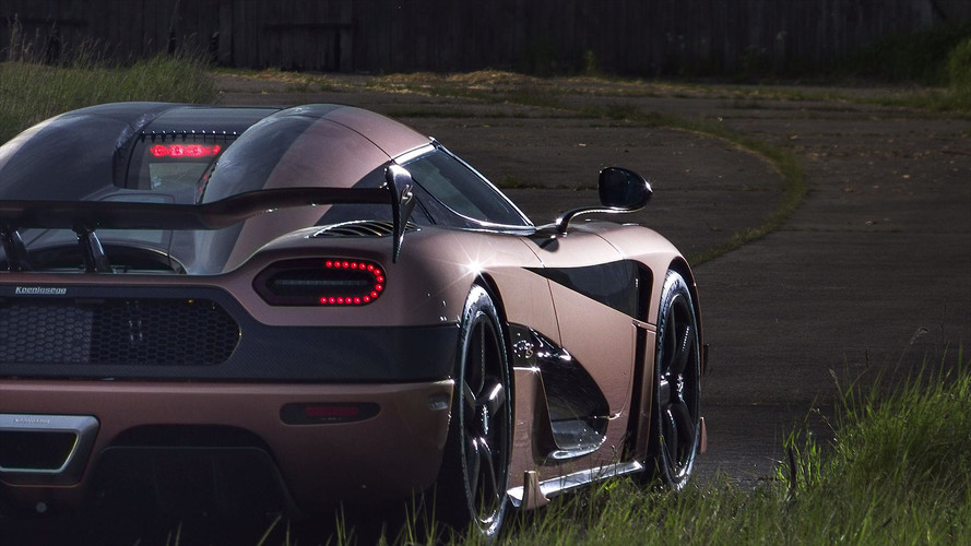 Koenigsegg, Hasselblad Get Together On Extreme Photo Shoot