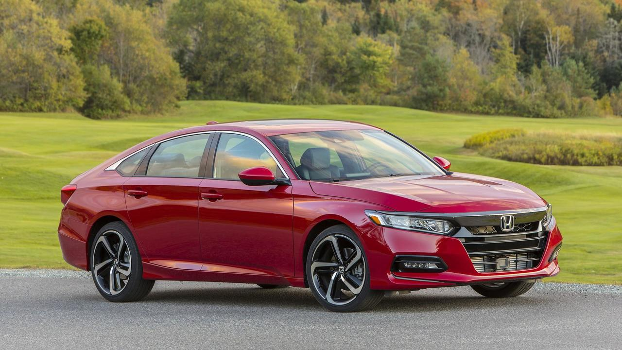 2018 honda accord first drive photos for Honda accord 2018 price in usa