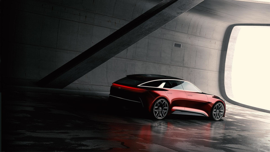 Kia Proceed Concept first look