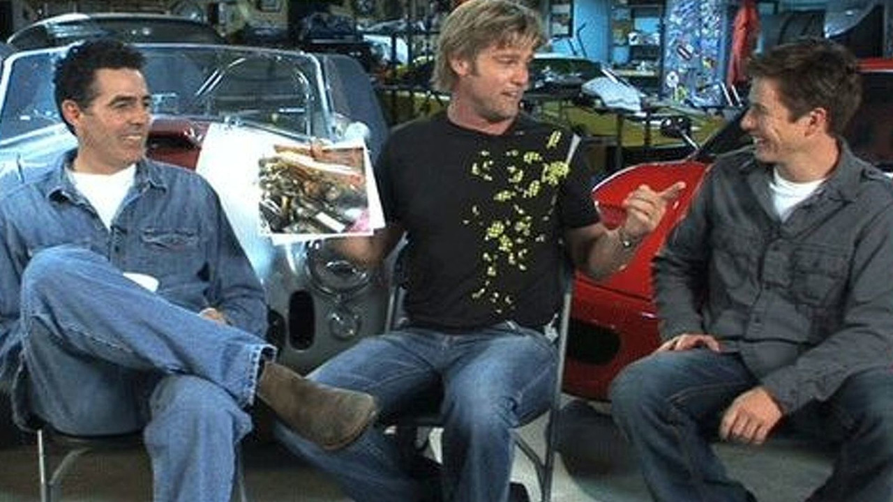 US Top Gear Hosts