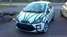 New Ford Ka Spied in Poland