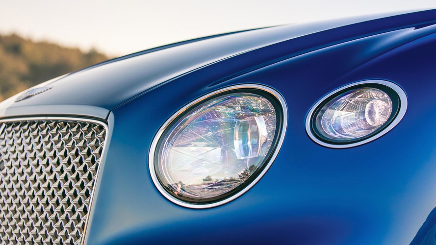 Gallery: New Bentley Continental GT Looks Amazing