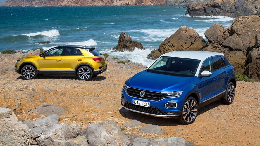 2017 Volkswagen T-Roc review: A fashion-first VW