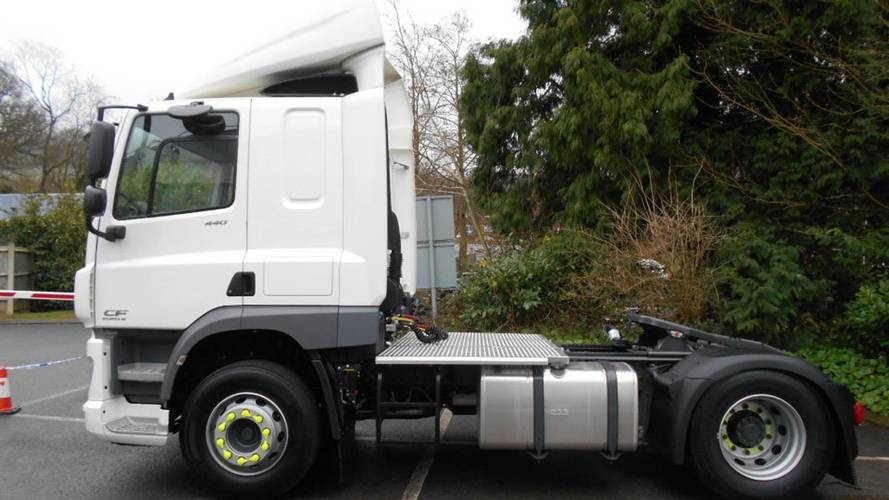 Unmarked police lorry has caught out some unsuspecting motorists