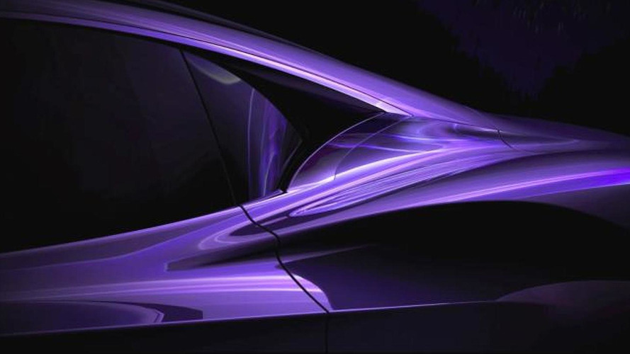 Infiniti electric sports car concept teased for Geneva