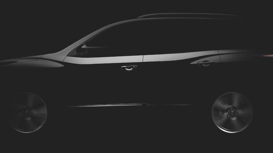 Nissan Pathfinder Concept teased again in new video