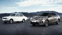 Toyota Corolla is the world's best selling car after 50 years