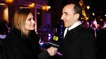 Robert Kubica ve Julia Piquet