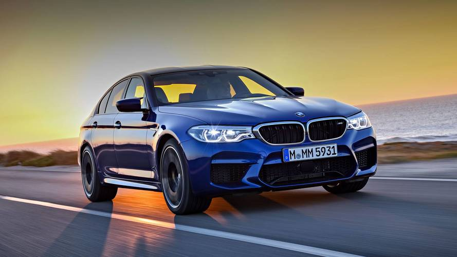 2018 BMW M5 First Drive: Fast, Loose, And Fun