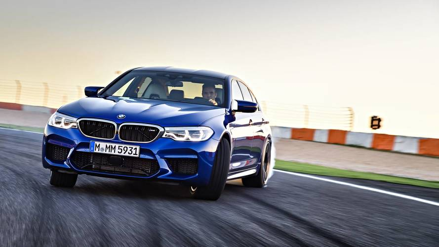 BMW M5 vs Mercedes-AMG E63 S: The numbers