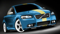 Three Volvo C30 Concept Cars at SEMA
