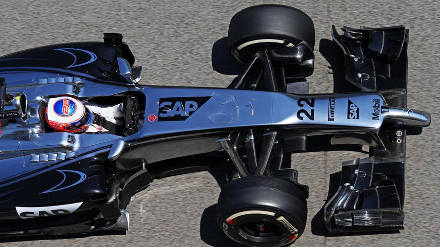 McLaren eyes 'something different' for future
