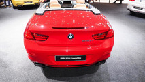 BMW 650i Convertible at 2015 NAIAS