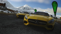 Mercedes-AMG GT hits the track in PS4's DRIVECLUB [video]
