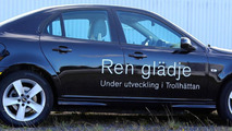 Saab 9-3 Electric Vehicle prototype