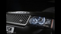 Land Rover Range Rover Autobiography Black