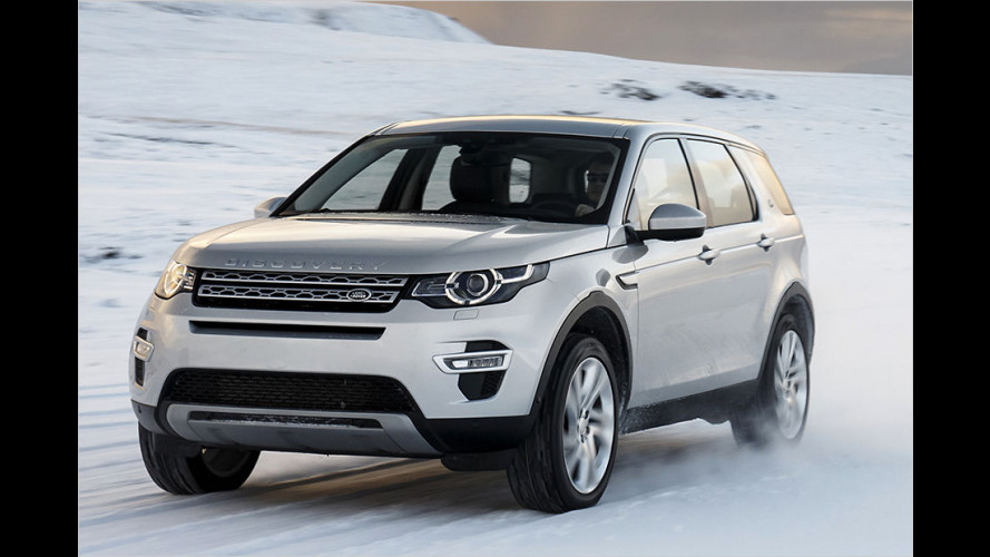 Test: Neuer Land Rover Discovery Sport SD4