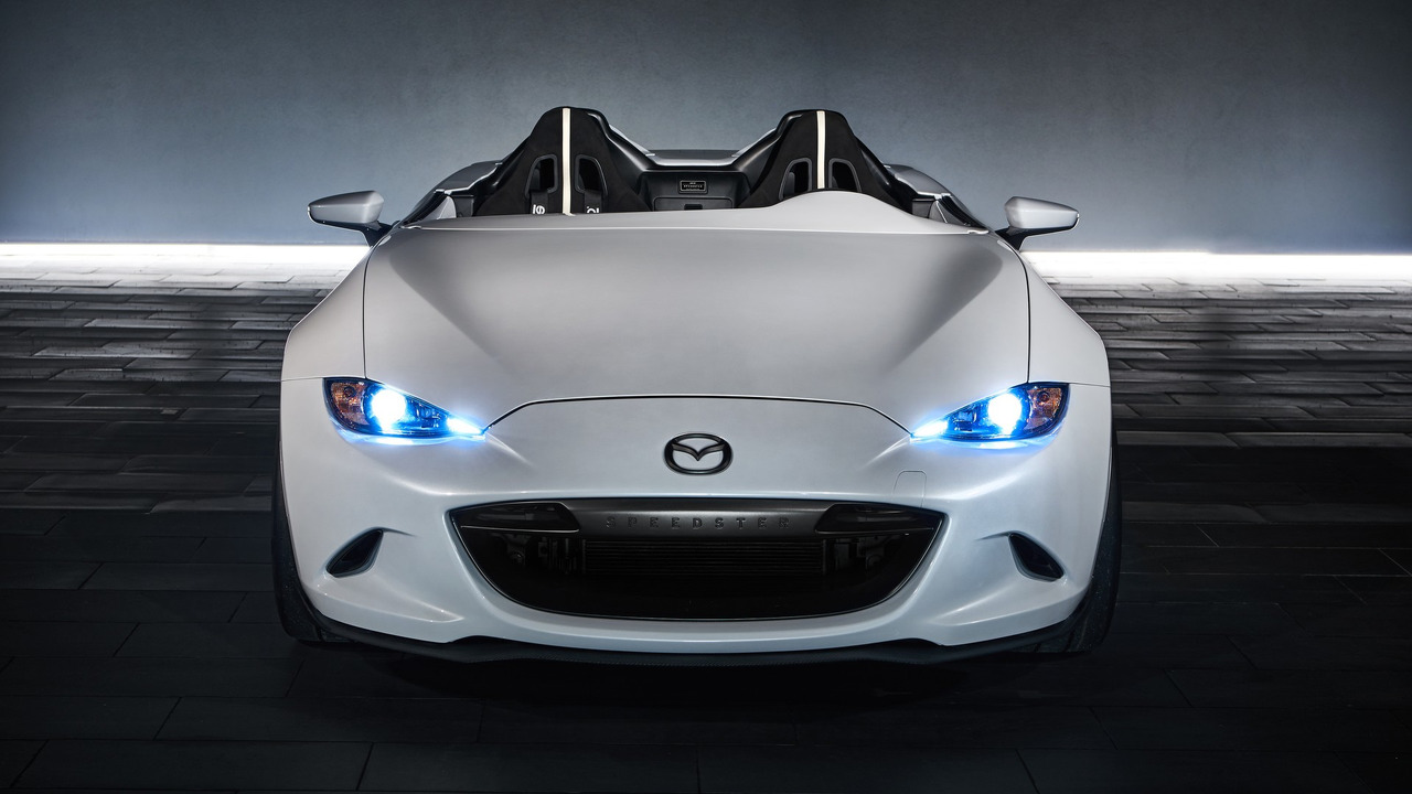 Mazda S Featherlight Mx 5 Speedster And Rf Kuro Presented