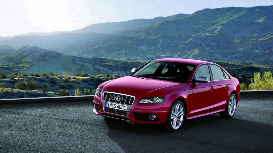 Audi S4 Sedan & Avant Break Out Ahead of Paris Unveiling