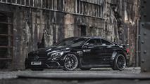 Mercedes Classe S Coupé par Prior Design