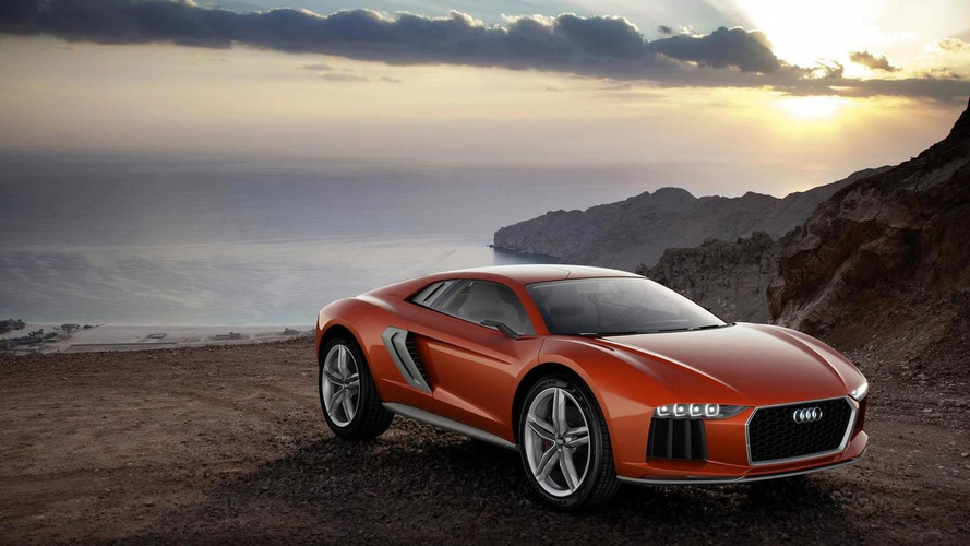 Audi Nanuk quattro concept makes surprising IAA debut