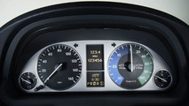 B-Class F-Cell instrument cluster