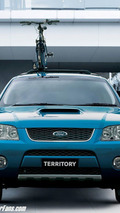 Ford Turbo Territory