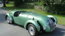 1949  Healey Silverstone to be Auctioned