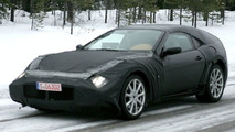 Maserati Coupe GT spy photo