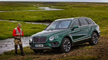 Bentley croit aux vertus de l'hybride rechargeable