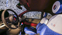 Fiat 500 Pepsi theme car by Garage Italia Customs