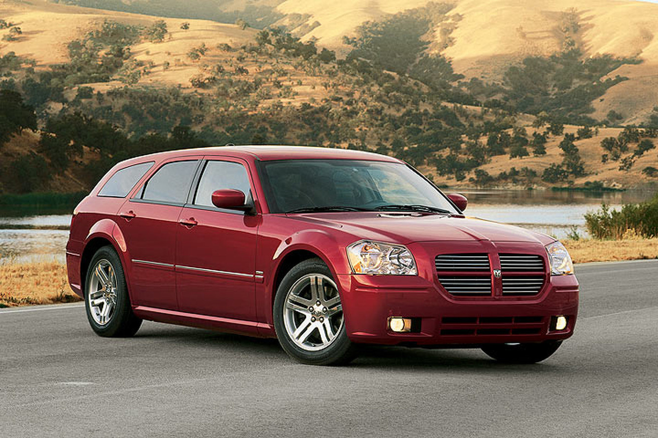 Study Finds Millennials Love the Dodge Magnum and Subaru WRX
