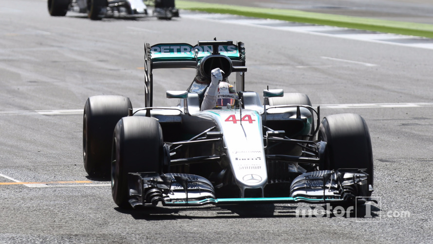 Mercedes: Next two races will determine Hamilton engine penalties