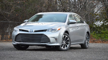 Tested: 2016 Toyota Avalon Hybrid