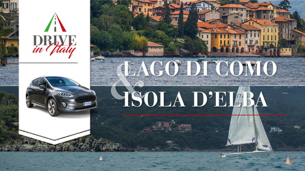 Drive in Italy con Ford